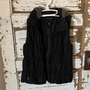 Maurices Vest with Hood